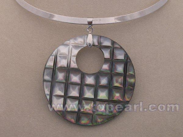 Fashion shell pendant jewelry